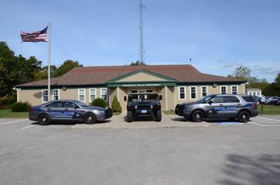 standing Hopkinton Police