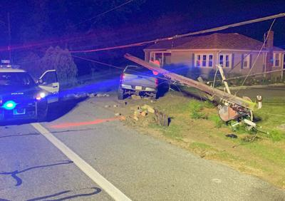 Massachusetts man charged after fleeing DUI crash on foot   Police