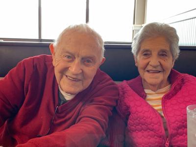 Rita and Leo Brosseau 66 year aniverary photo.jpg