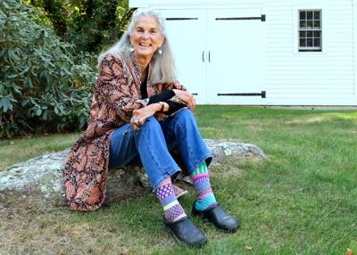 Connecticut Poet Laureate Margaret Gibson will be the featured poet Sunday at the Arts Café Mystic on Sunday. Sun file photo