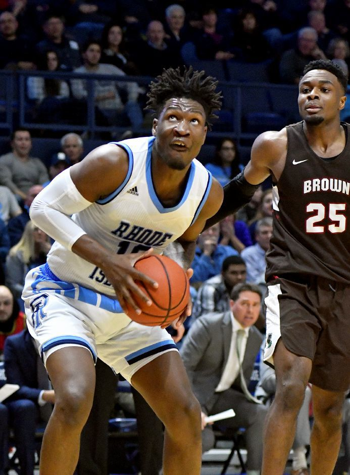 College basketball: Big men Langevine, Harris carry URI over intrastate rival Brown