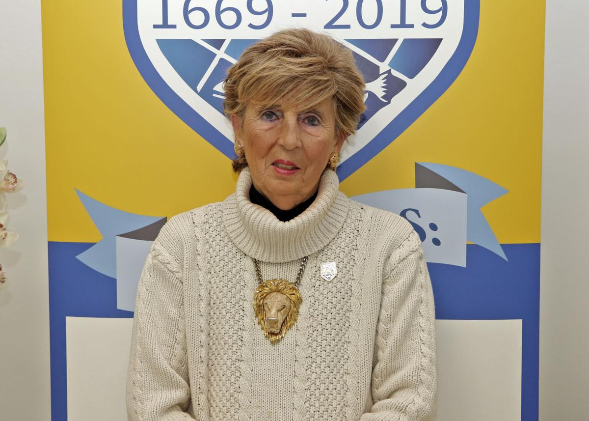 Angela Smith, Westerly 350th Anniversary Committee Member, Ocean Community Chamber of Commerce, Saturday, April 13th, 2019, Westerly RI. | Jackie Turner, Special to The Sun.