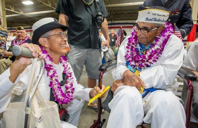 Oldest US military survivor of Pearl Harbor dies at 106