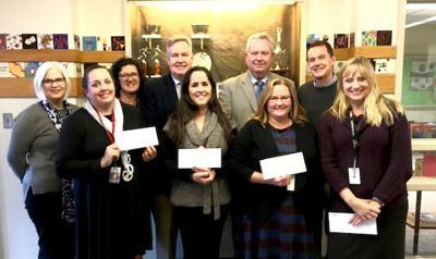 Stonington teachers earn honors