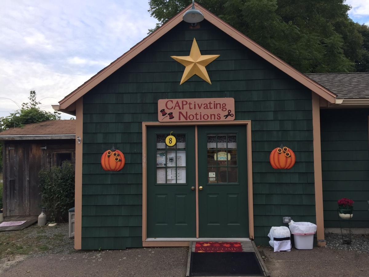 CAPtivating Studio Photo courtesy HopArts Trail