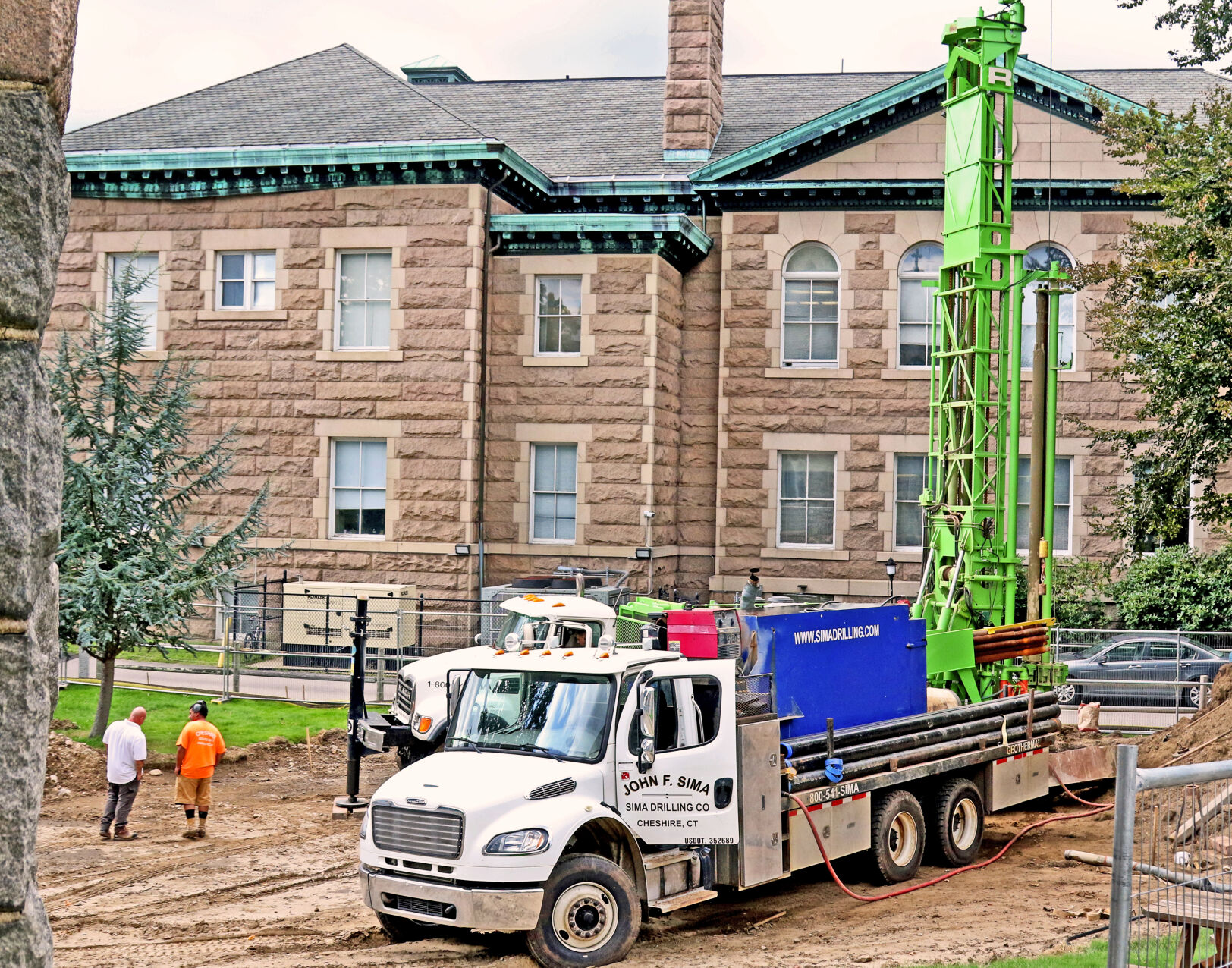 With geothermal project, Christ Church invests in its future