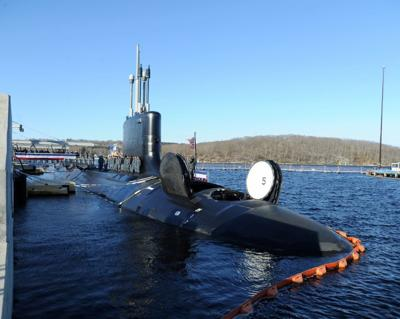 Welding problem found on missile tubes intended for new submarines