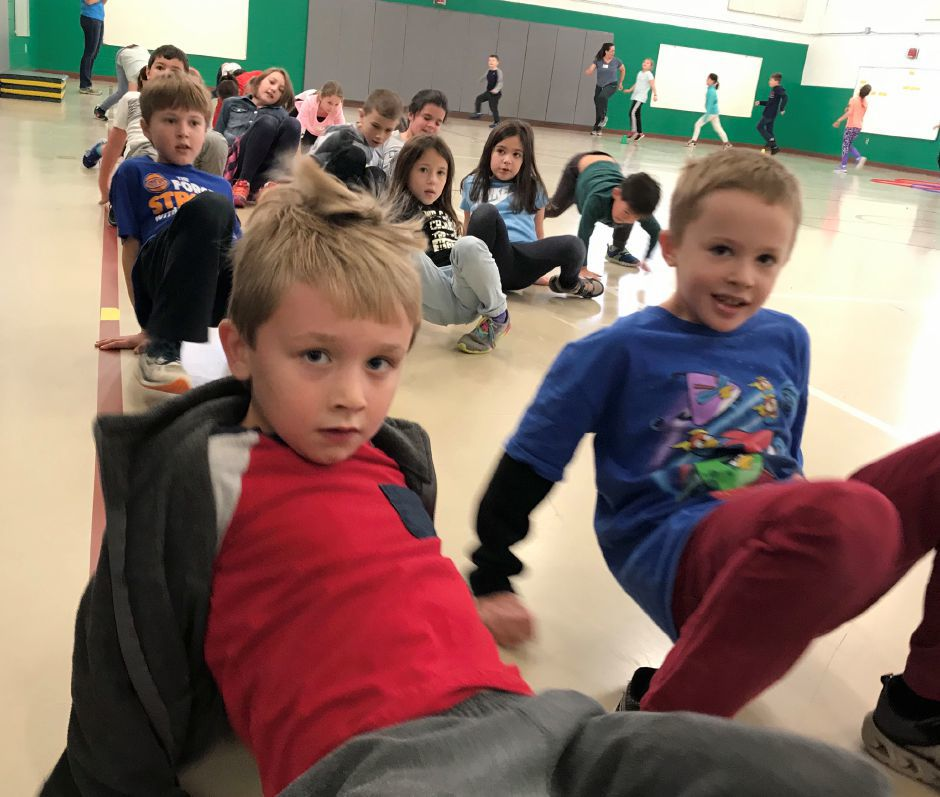 Before-school program gives kids a running start to the ...
