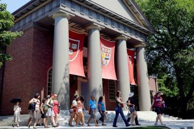 Justice Department backs Asian-Americans in lawsuit against Harvard