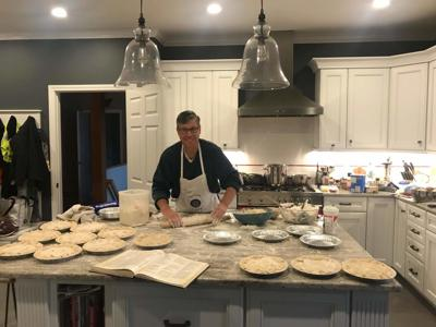 Rev. Wayne Eberly - Pie maker!.JPG