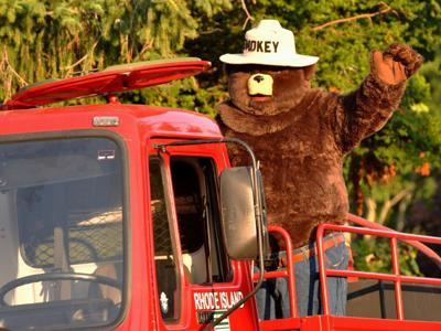 3 Things to do Today: Meet Smokey Bear, learn about Bitcoin or meet some reptiles.