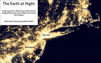 NASAMap Light Pollution.jpg