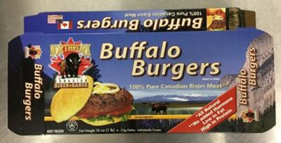 Quebec-based Distributor Is Recalling Ground Bison And ...