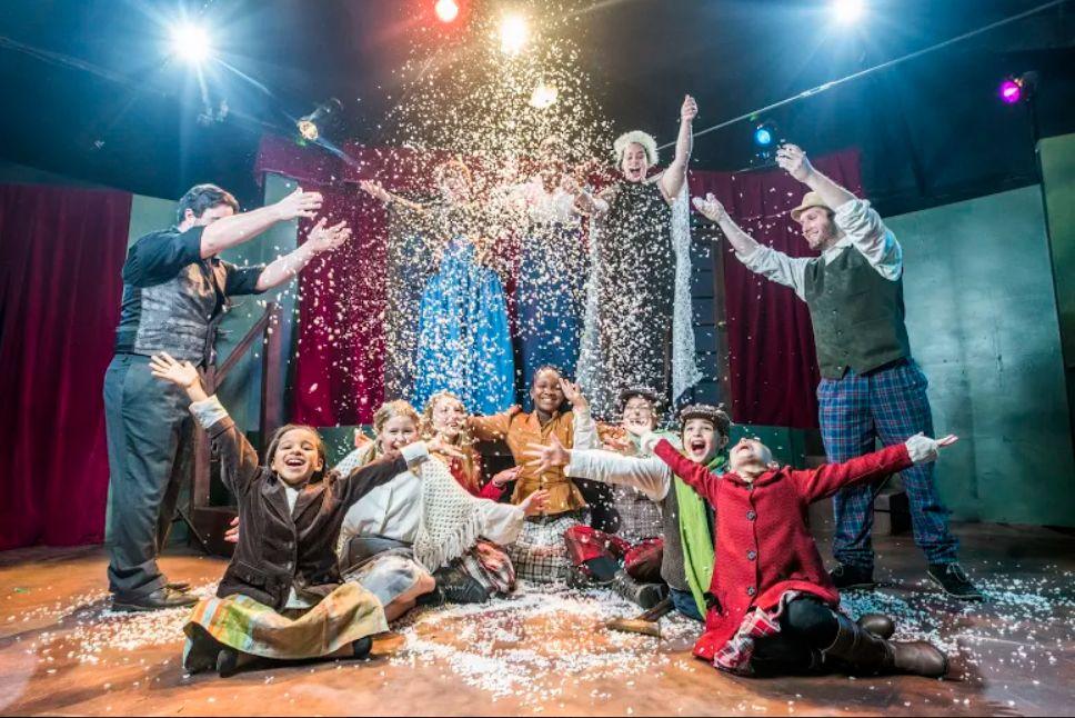 "The Contemporary Theater Company's ""A Christmas Carol'"