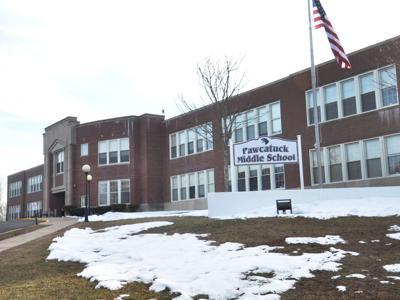 standing Pawcatuck Middle School