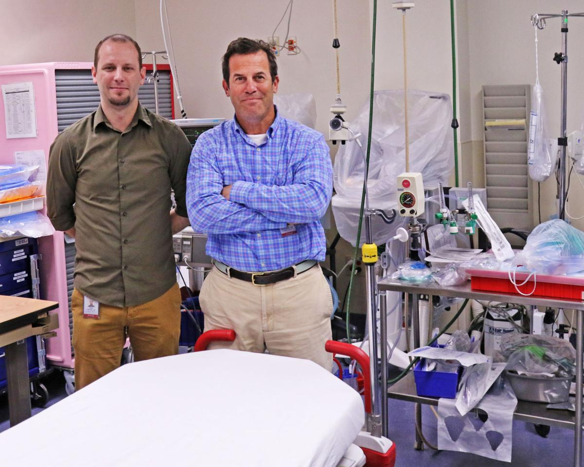 L+M brings doctors in-house at Westerly Hospital Emergency