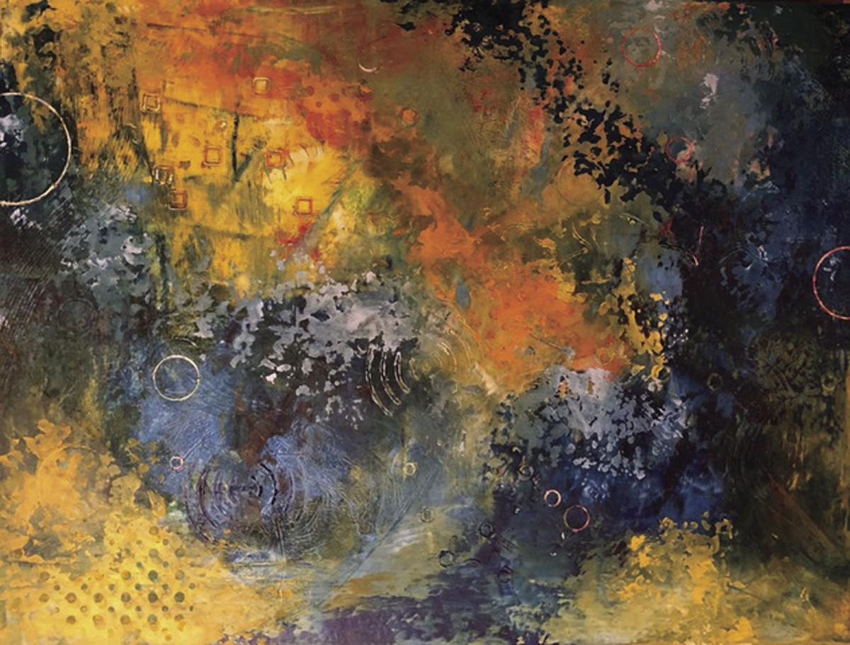 Diane Brown Blue & Yellow Series #4.jpg