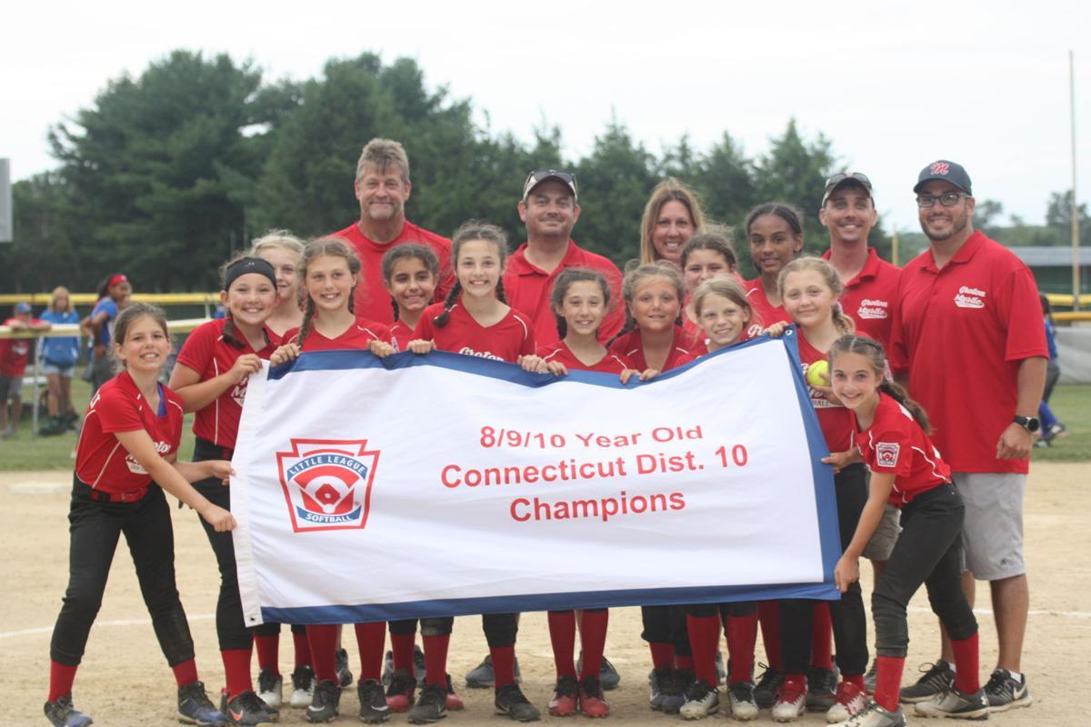 Mystic 8-10 All-Star softball team