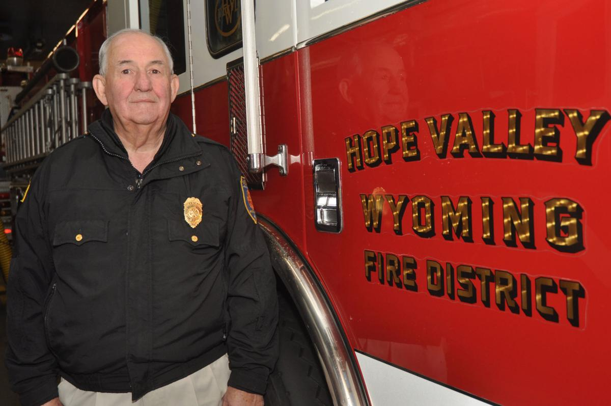 Longtime Fire Chief Fred Stanley dies at 83