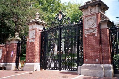 standing Brown University