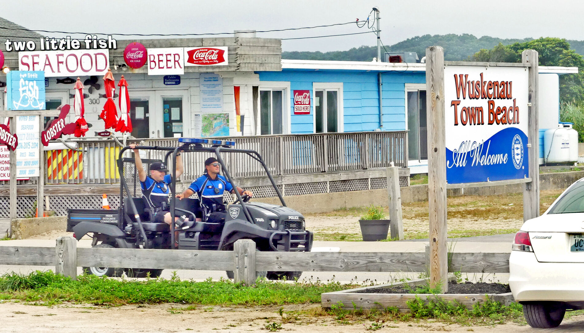 Westerly police beach enforcement nets 422 alcohol violations in 2021