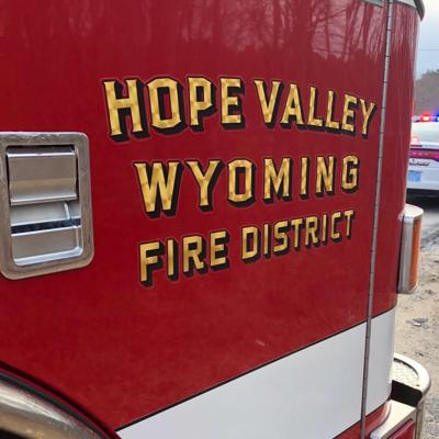 standing Hope Valley Fire Department