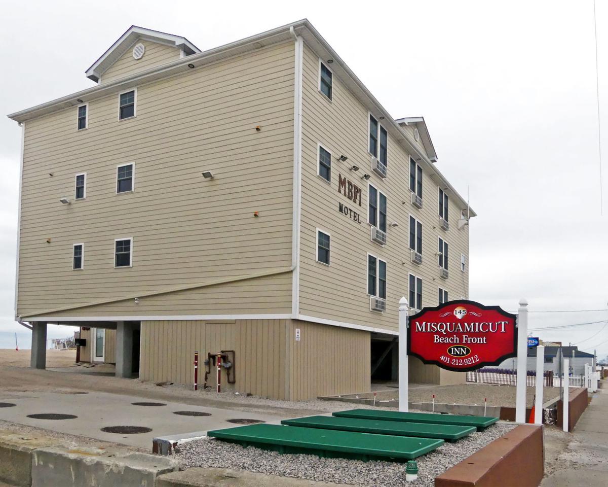 Beach Front Inn