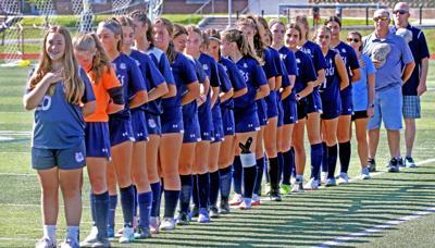 Westerly girls soccer team