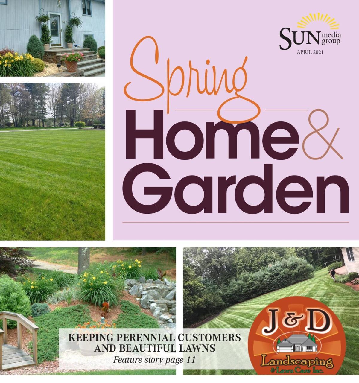 Spring Home and Garden 2021
