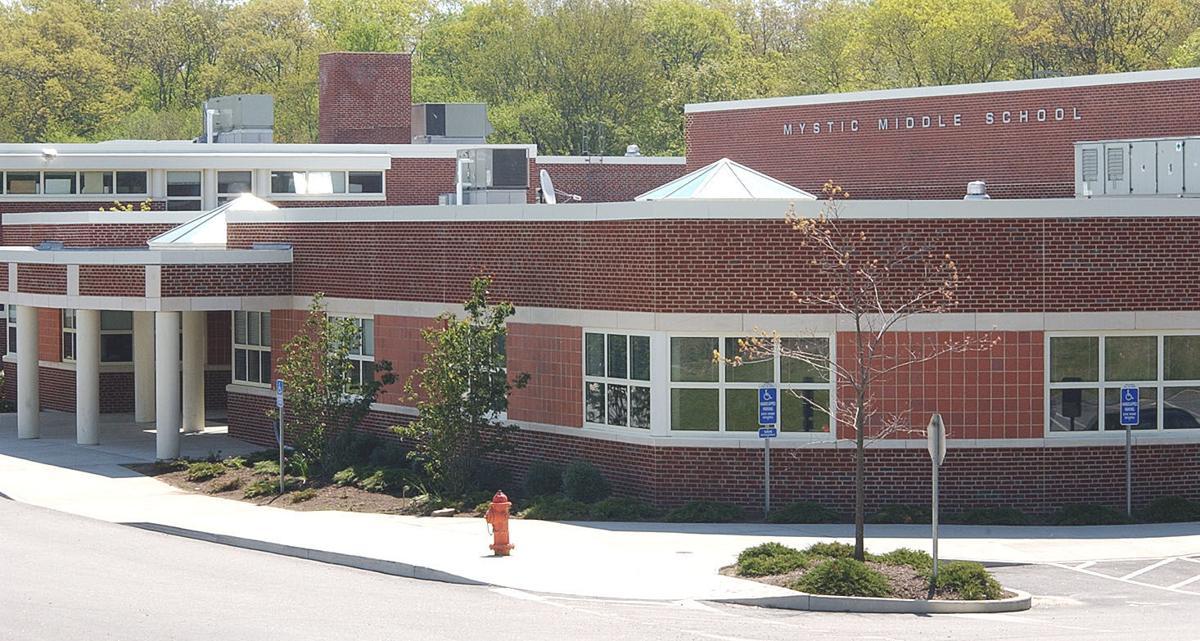 standing Mystic Middle School