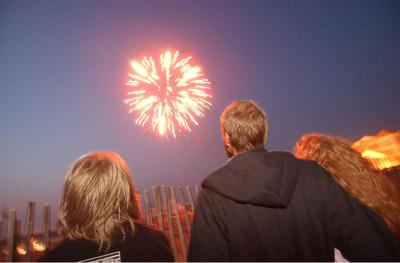 State police forces focused on fireworks safety this weekend
