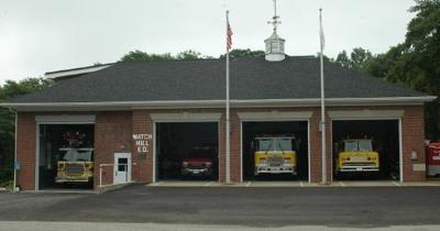 standing Watch Hill Fire Department
