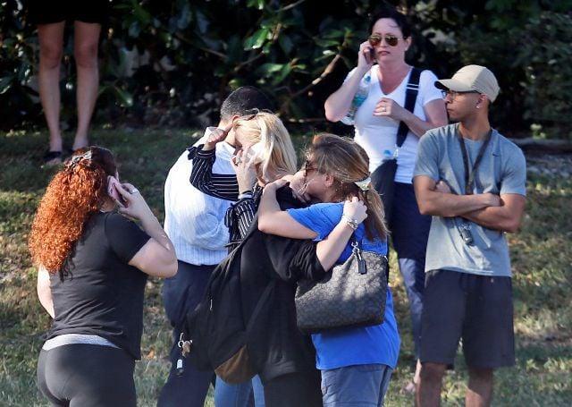 Former student kills at least 17 people at Fla. high school