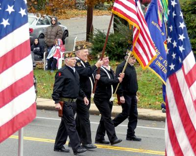 Westerly Pawcatuck Veterans Day Parade