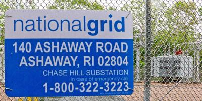 (Updated) Power restored to all National Grid customers; 'downed wire' cited as cause of outage