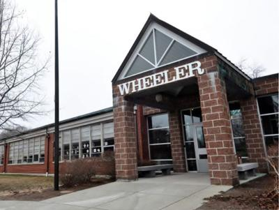 standing Wheeler middle high school
