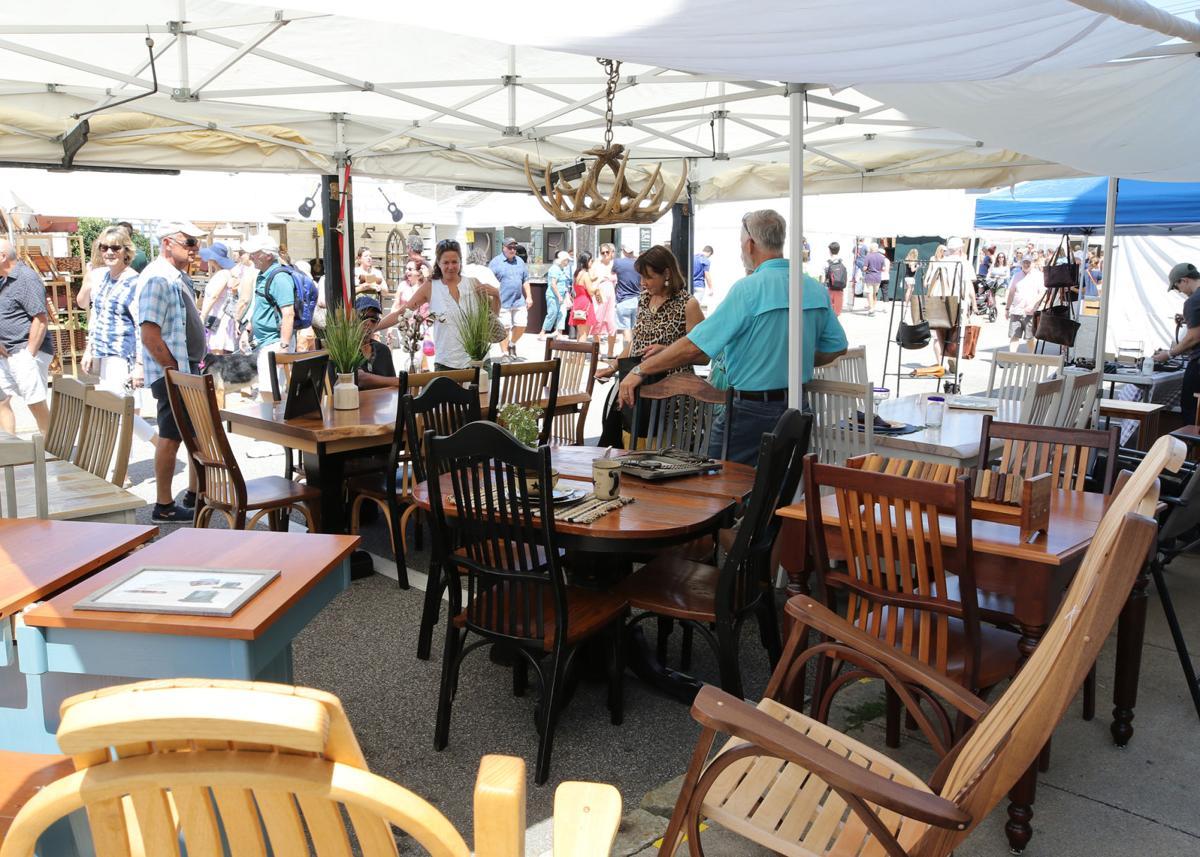 Mystic Outdoor Art Festival dealer