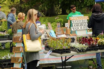 Garden Market Fair
