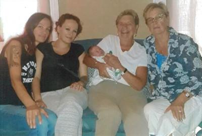 5 generations blessed