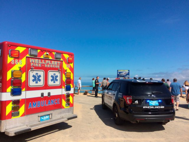 Man dies after shark attack off Cape Cod