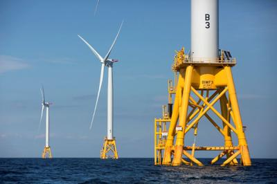 Connecticut to buy power from Deepwater Wind farm with construction in New London