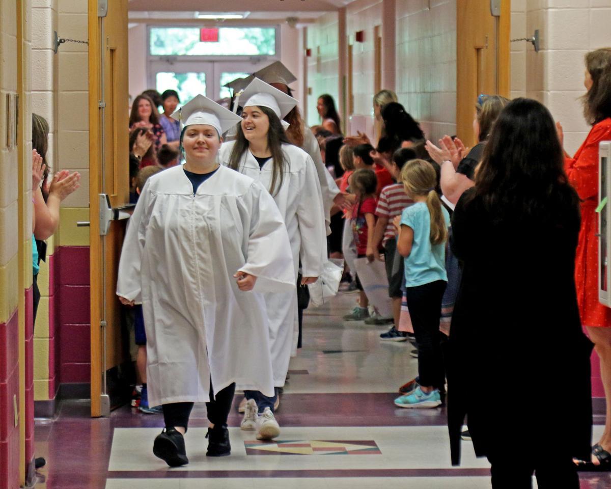061119 WES WHS grads visit Springbrook School 149.JPG