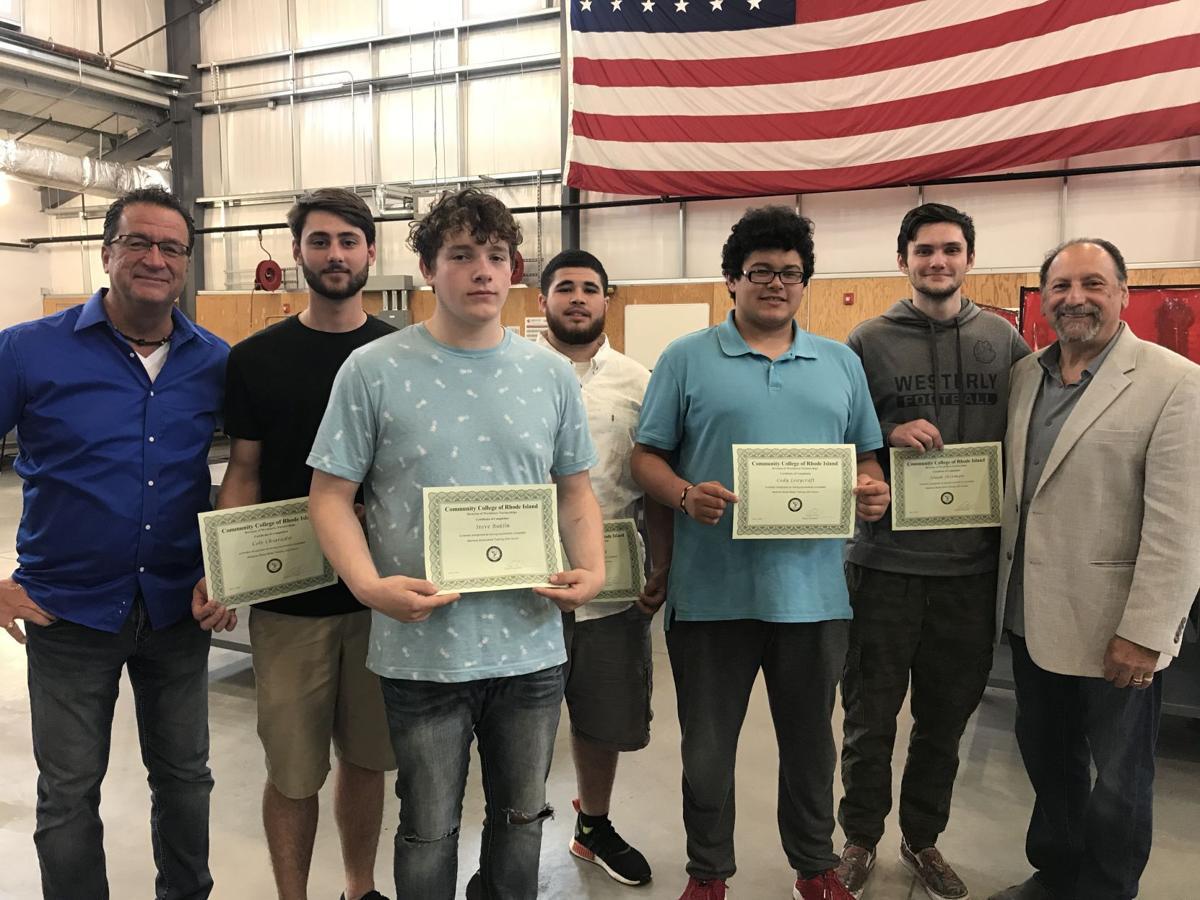 WesterlyHS Shipbuilding Graduates.JPG