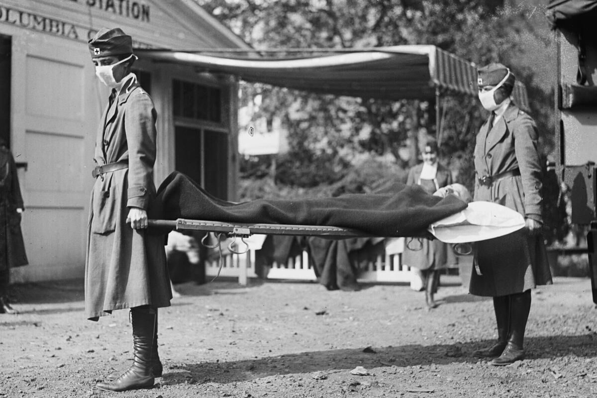 COVID-19 has killed as many Americans as the Spanish flu