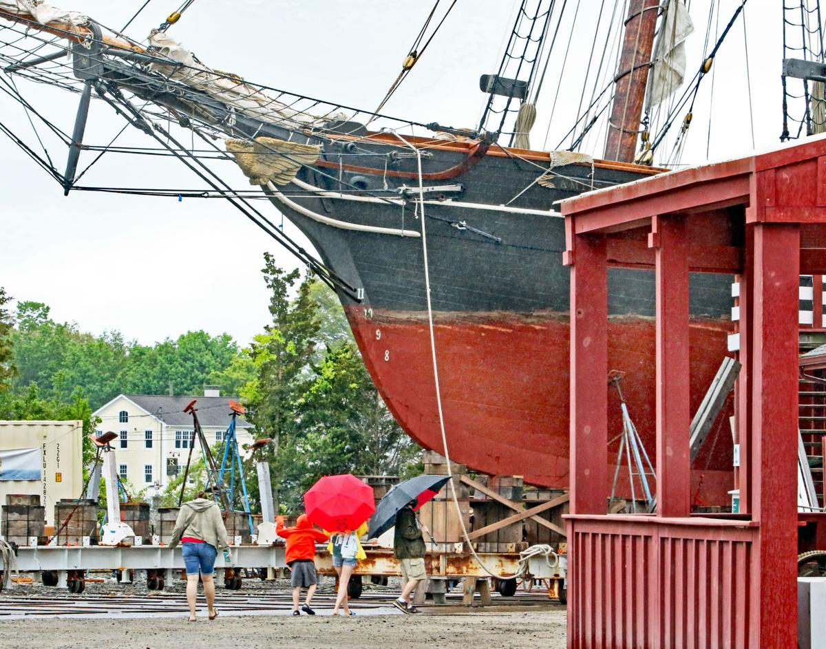 MYS Mystic Seaport reopens  17147.JPG