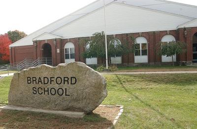 standing Bradford school