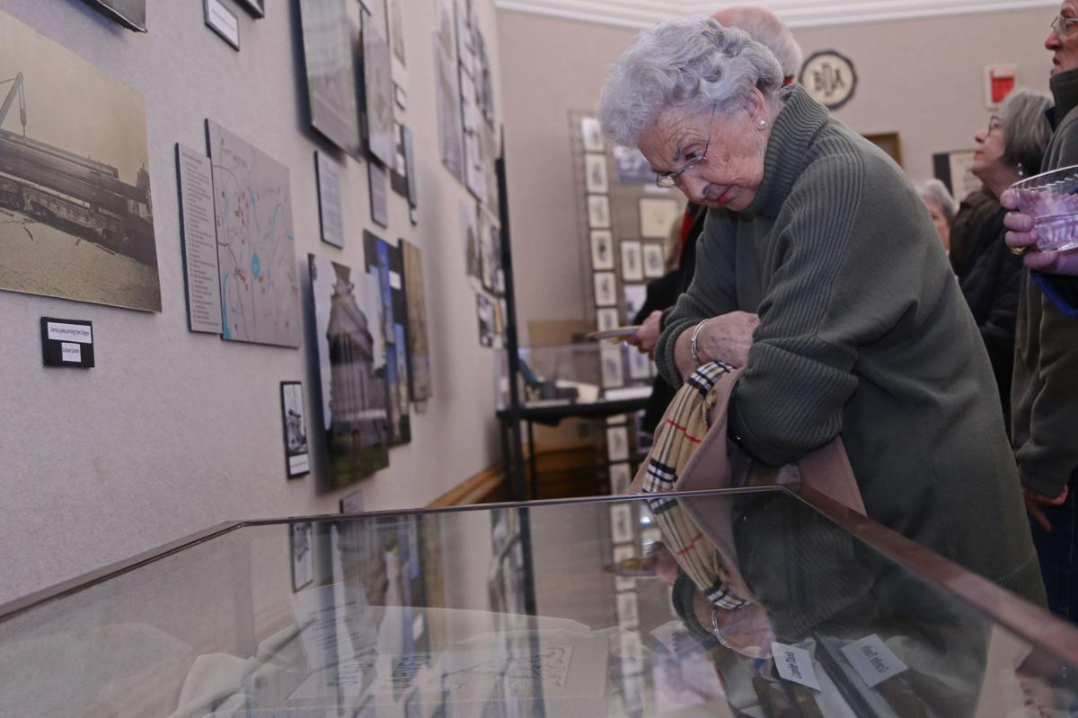 Westerly Library exhibit opens