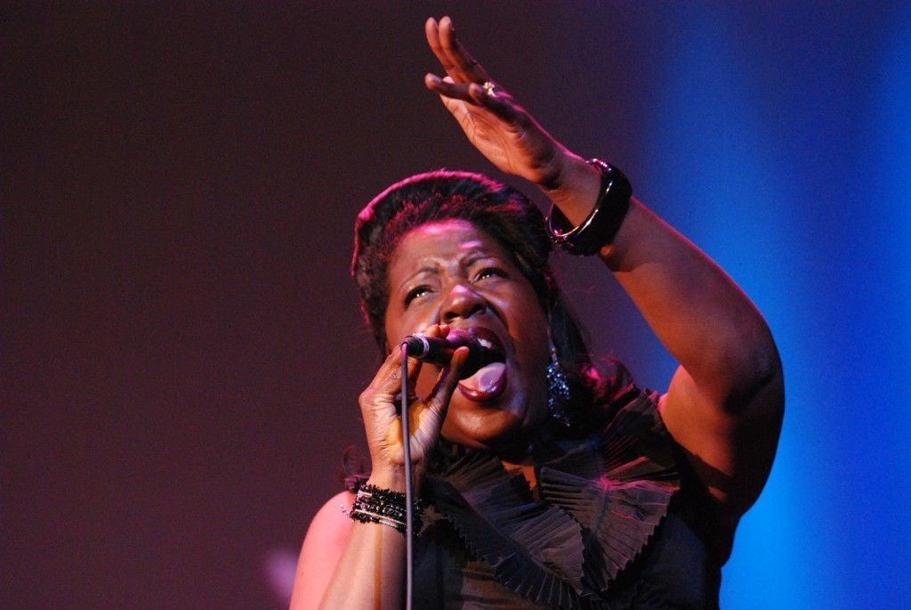 Darcel Wilson Photo courtesy Knickerbocker Music Center
