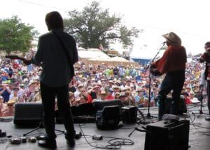 Jeffery Broussard and the Creole Cowboys Photo courtesy Rhythm & Roots Festival