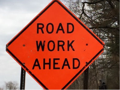 Roadwork scheduled for I-95 South; delays expected